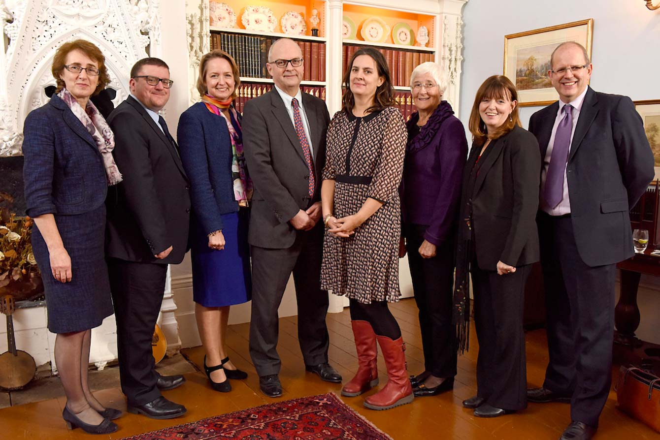 Group of Gatwick Foundation Trustees